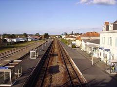 Gare de Mussidan