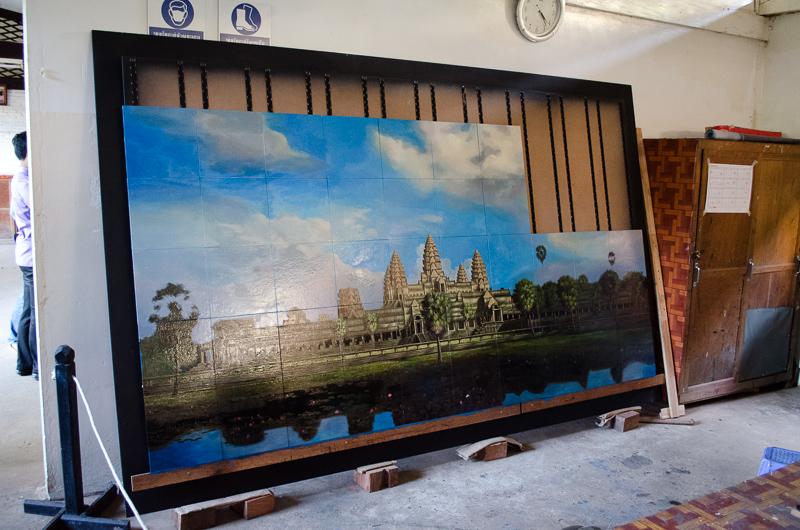 Artisans Angkor - Lacquer