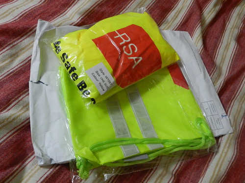 Free high vis stuff from RSA