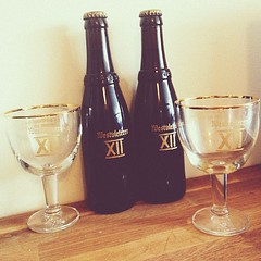 Jealous?! Still 2 bottles for me #westvleteren12 #beernerdoverload #trappist