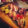We #love #sushi! #kyotocafe #amsterdam #food #instafood #japanese