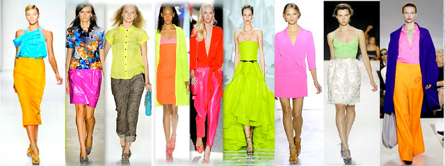 WHAT TO WEAR IN SPRING SUMMER TRENDS 2013