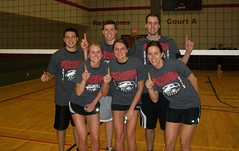 Co-Ed Competitive Volleyball | Spring 2013