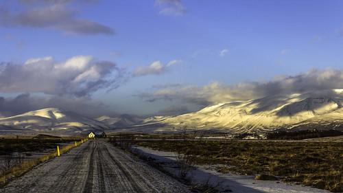 winter snow landscape iceland ísland akureyri eyjafjörður snjór vetur ís landslag staðir