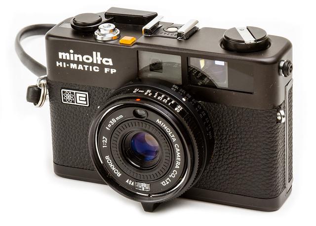 Minolta Hi-Matic FP