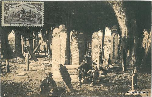 istanbul-cimetière-1920-1