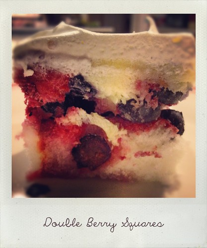 Double Berry Squares by Heather Says