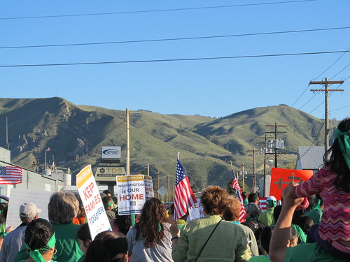 May Day Wenatchee