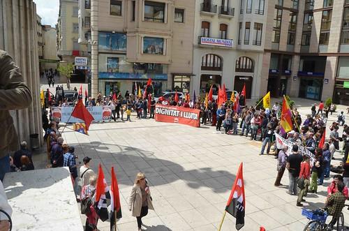 1 maig 2013 CGT Lleida #1maig2013