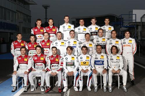 Pilotos DTM 2013