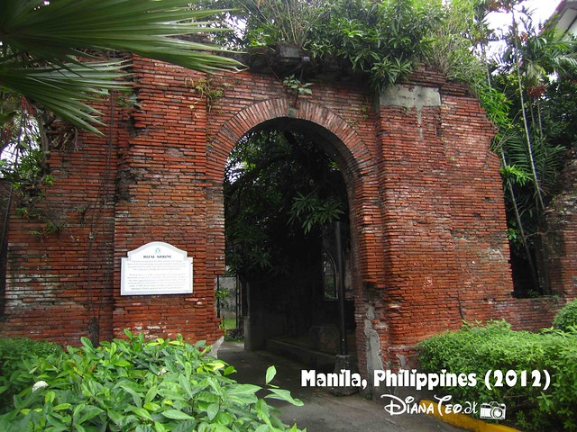 Day 4 - Philippines Intramuros 03