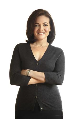 Sheryl Sandberg credit Matt Albiani