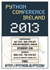 PyCon Ireland College PR poster