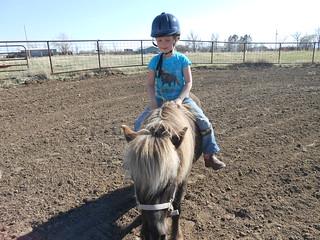 Moving North Star Horsemenship Day 2- Emma's Reward (5)