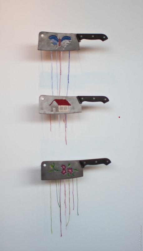 Catalina Mena - Galeria Isabel Aninnat  - ART Lima