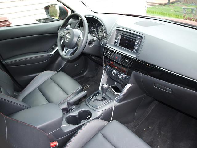 2014 Mazda CX-5 2.5 Grand Touring 13
