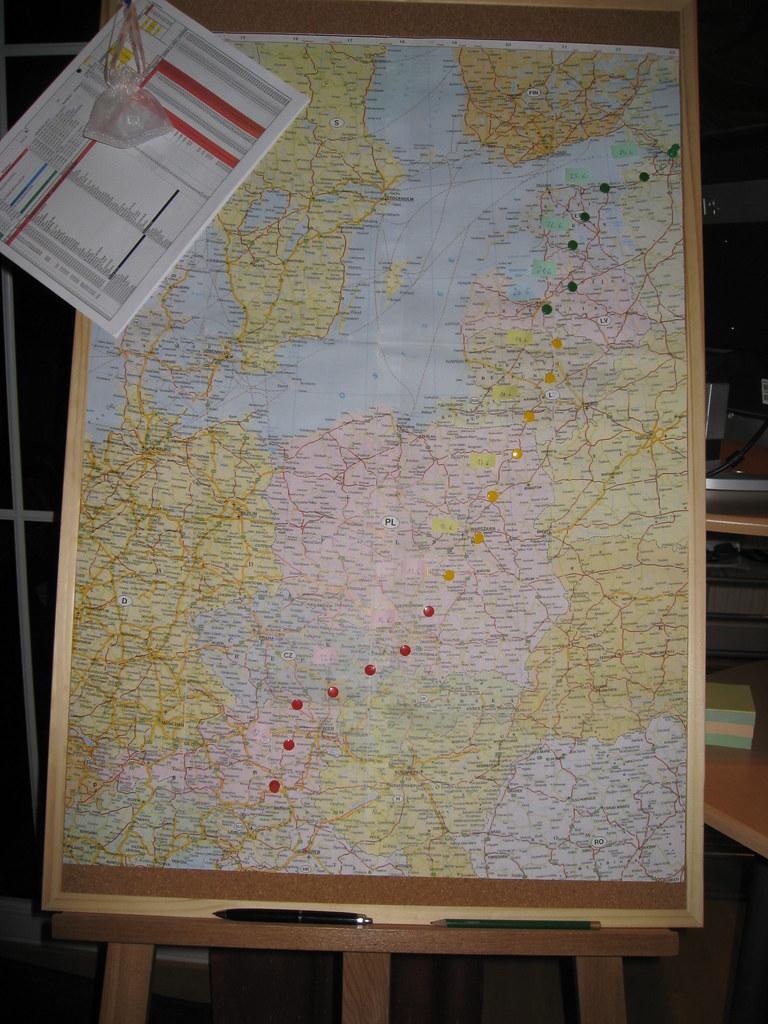 2011-RU Die Karte