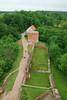 63 Sigulda - Burg TURAIDA - Turmaussicht