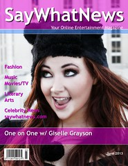 Giselle Grayson June Interview