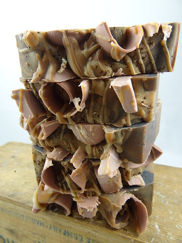 Coffee Cake Soap - The Daily Scrub (1)