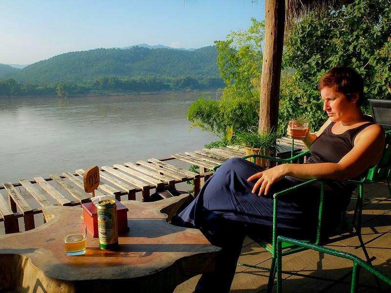 Luang Prabang: de weg naar Kuang Si waterval