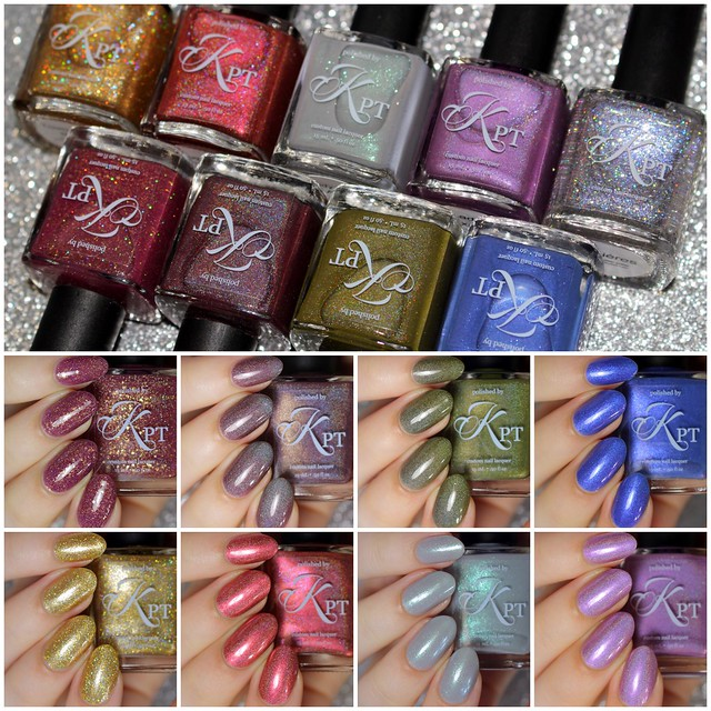 Polished by KPT The Paris & Me Collection