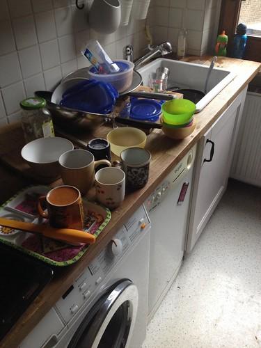 Küchenchaos #wib