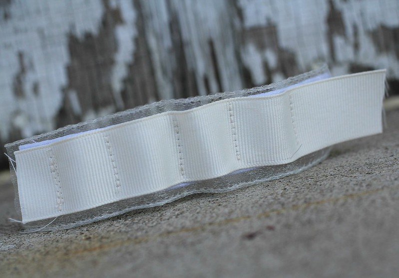 how to make a rhinestone grosgrain belt4