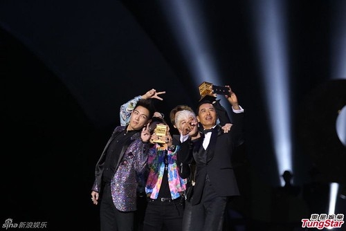 Big Bang - MAMA 2015 - 02dec2015 - TungStar - 05