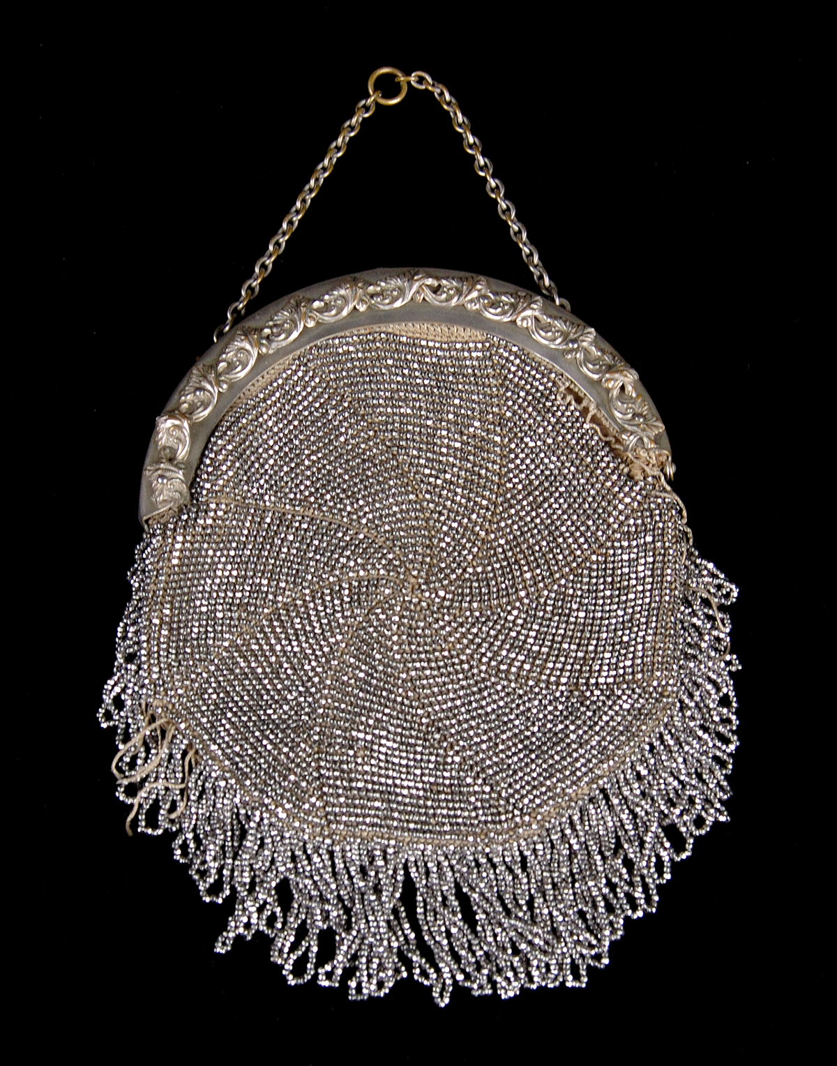 1850. European. Metal, cotton. metmuseum