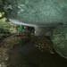 Abri sous roche au dessus le ruisseau des cassards - Norvaux by francky25