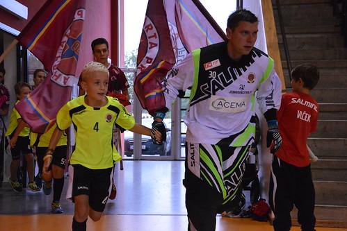 ACEMA Sparta Praha vs. Bulldogs Brno