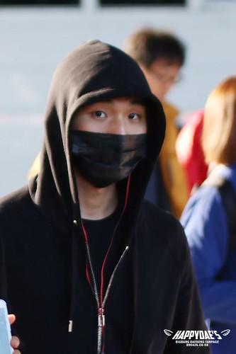Big Bang - Incheon Airport - 10apr2015 - Dae Sung - Happy_daes - 02