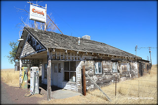 The Wilson Cafe & Gas Station - Kent, OR