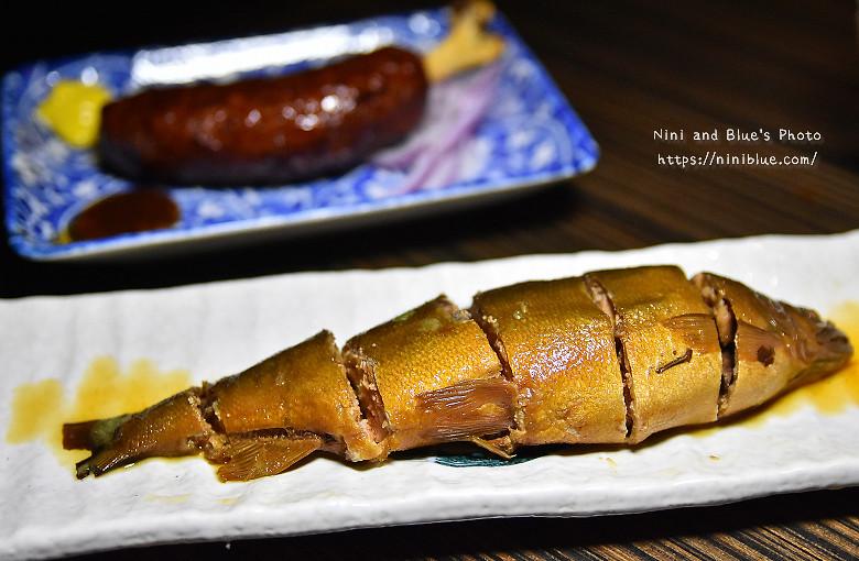 木庵食事處台中日本料理居酒屋14