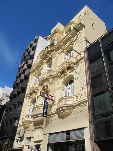 Buenos Aires: à deux pas de notre appartement