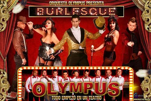 Orquesta Olympus 2013 - cartel 2