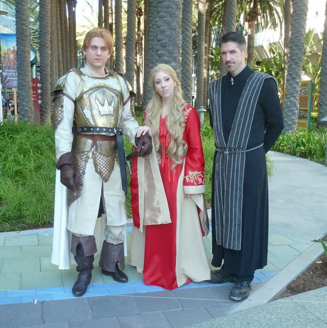 Lannisters & Littlefinger