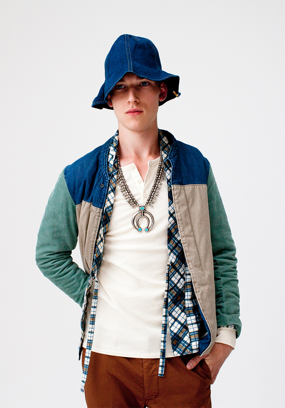 David Hlinka0136_visvim SS13 Look Book