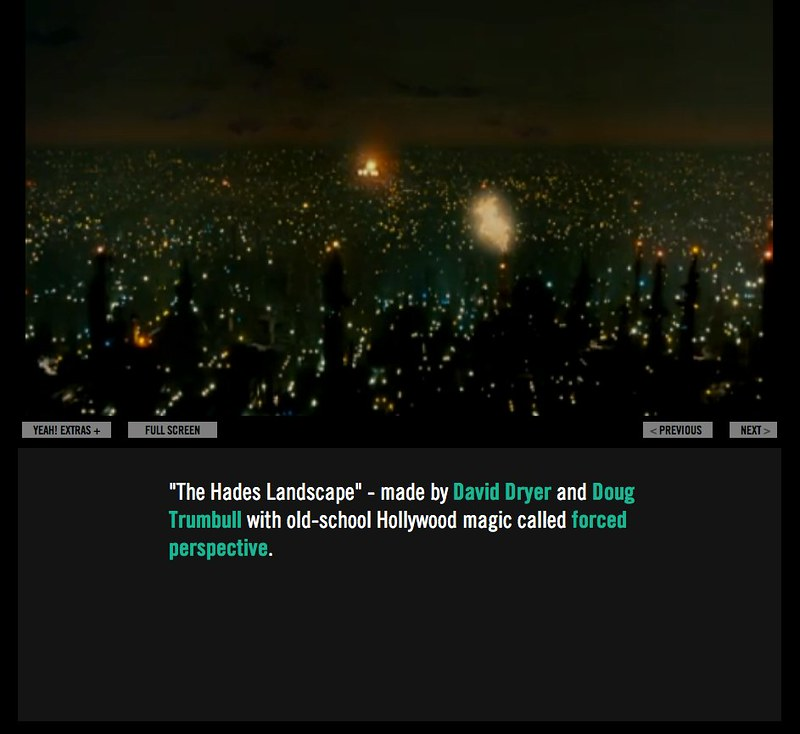 "Blade Runner: The Final Cut on YEAH! ""The Hades Landscape"""