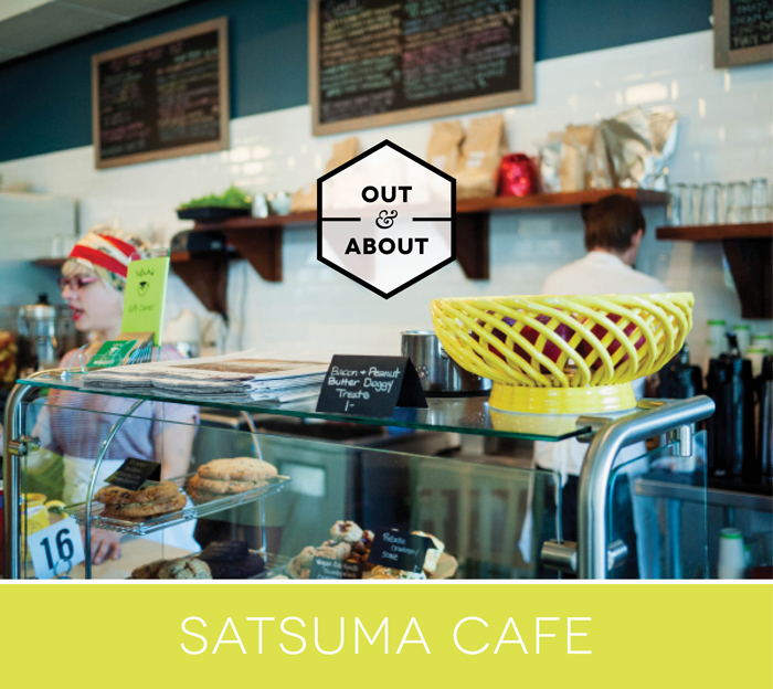 Satsuma Cafe Maple Street New Orleans: Out & About