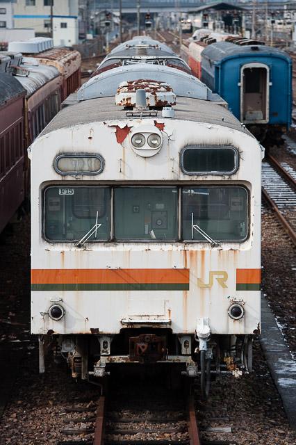 JR東海 美濃太田車両区 103系 クモハ103-18