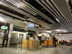 Killing 12+ hours at Frankfurt airport