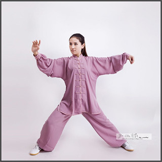 Tencel and Hemp Blend Fabric Tai Chi Suit/Kung Fu Uniform