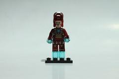 LEGO Marvel Super Heroes Iron Man vs. The Mandarin: Ultimate Showdown (76008) - Iron Man (Mark 17 - Heartbreaker Armor)