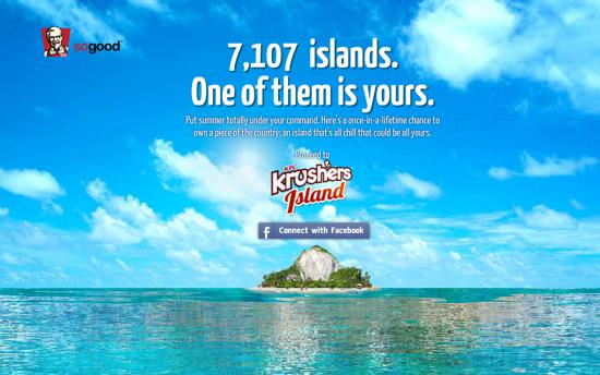 KFC Krushers Island