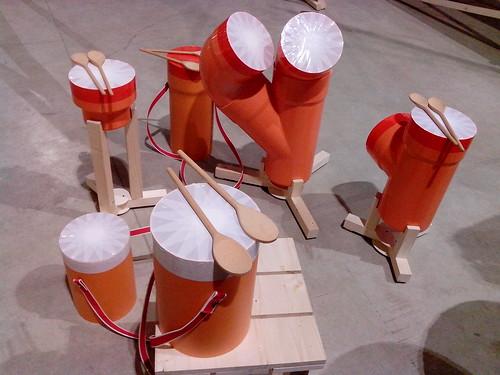 Fuori Salone 2013 con design di recupero by Ylbert Durishti