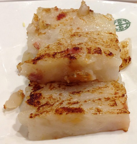 Tim Ho Wan Singapore's Pan-Fried Carrot Cake
