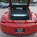 NEW 2014 Porsche Cayman S 981 FIRST PICS in Beverly Hills 90210 Guards Red 1192