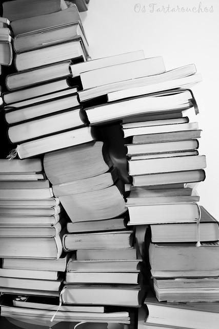pilas de libros :: semana branca e negra 2/7